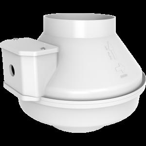 Fantech Rn3 Radon Mitigation Fan with 6 inch housing