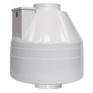 PressureTech Radon Mitigation Fan.