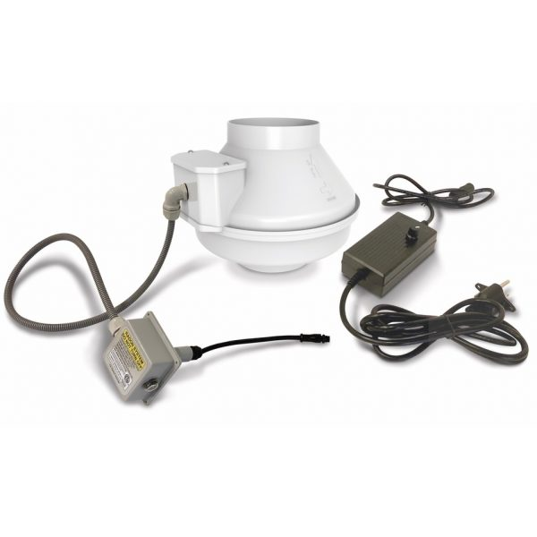 PressureTech Low Voltage Radon Fan